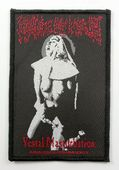 Cradle of Filth - 'Vestal Masturbation' Woven Patch